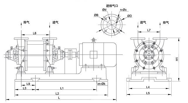 水泵机械密封结构图